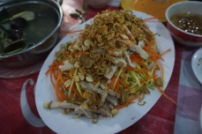 Gỏi xoài tôm thịt- Mango shrimp & meat salad